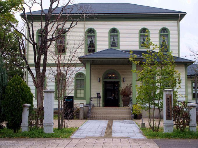 明治20年築、佐賀県の警察部庁舎だった建物