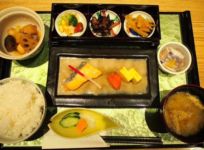 美味しいものをちょっとずつ!プレジデントホテル博多の朝食