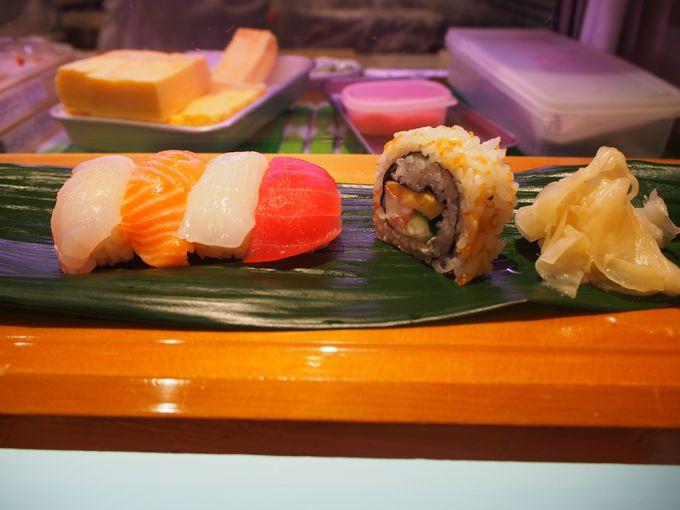 ひょうたん寿司はランチがお得で狙い目!