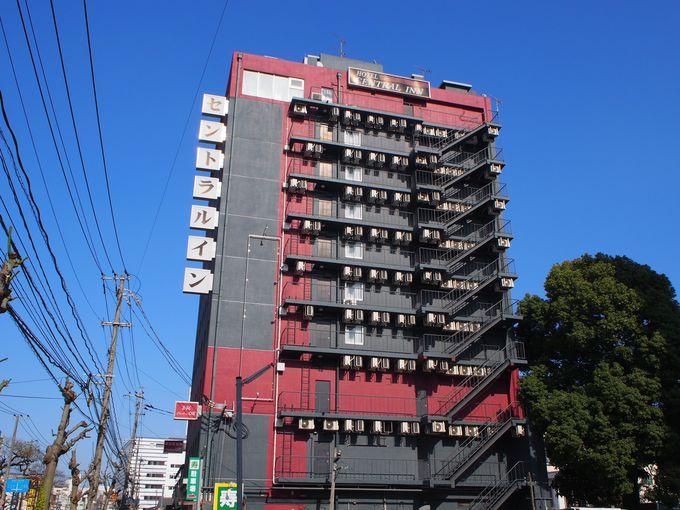 久留米の格安ホテル!セントラルイン