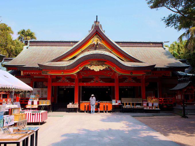 8.青島神社/宮崎県