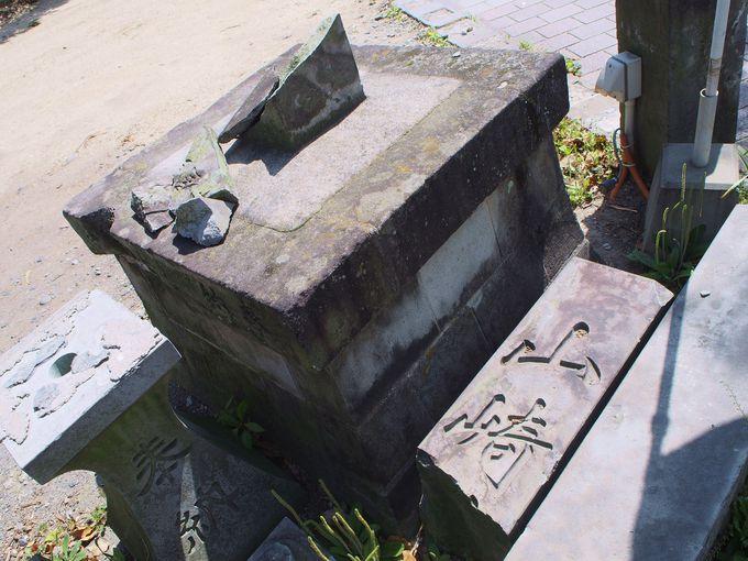 参拝は山崎菅原神社の震災復興も願って・・