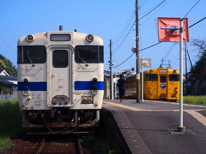 JR日南線に真っ赤な駅舎が誕生!日本一のカープ油津駅