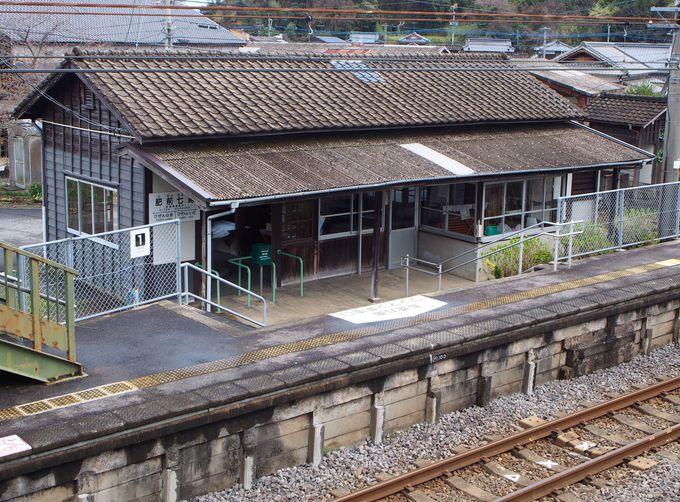 有明海そばの無人駅!肥前七浦駅(佐賀県)