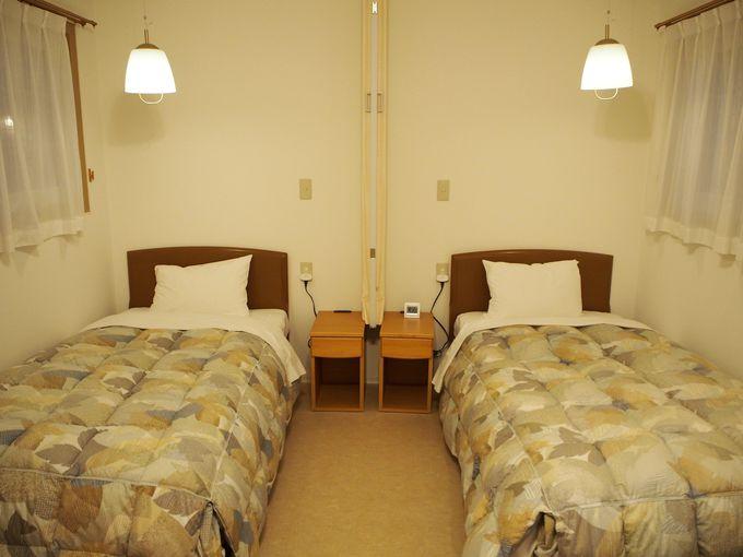 心づかいが詰まったホテル・エルファロの客室