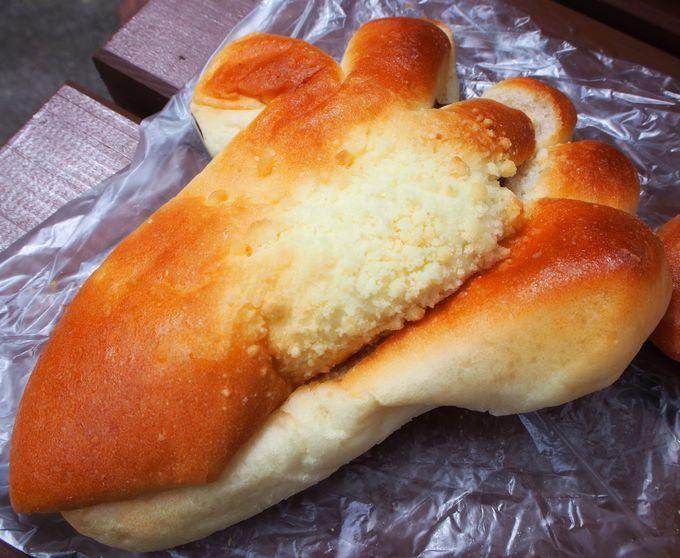 外はカリカリ・中はモッチモチで実はすごく美味しい水虫パン