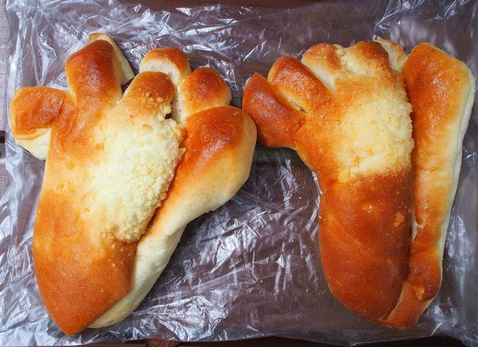 名前がスゴイが味は良い!福島「オカザキドーナツ」の水虫パン