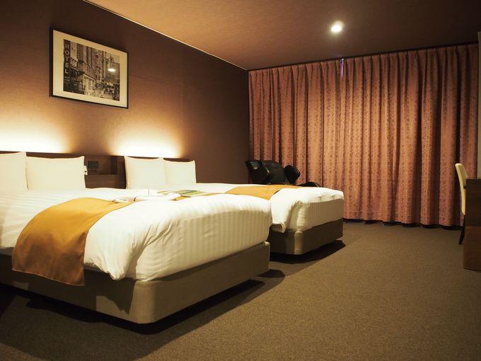感動の広さ!むさしのグランドホテル&スパのトレインビュールーム