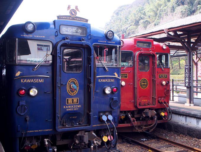 人吉のかわいい鉄道博物館!人吉鉄道ミュージアム