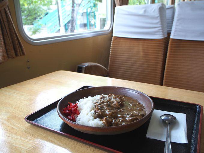 列車レストランと木造駅舎を楽しむ!神戸駅