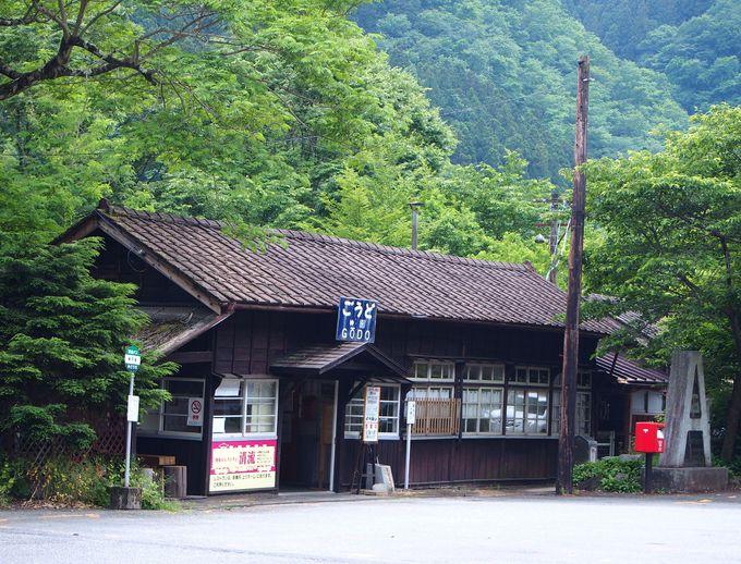 3.わたらせ渓谷鐵道/群馬県〜栃木県