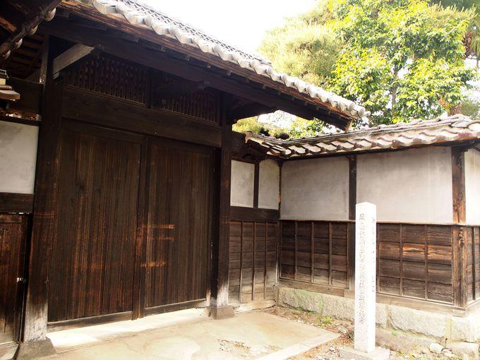 今泉嘉一郎の生家と宿場町の面影を楽しもう