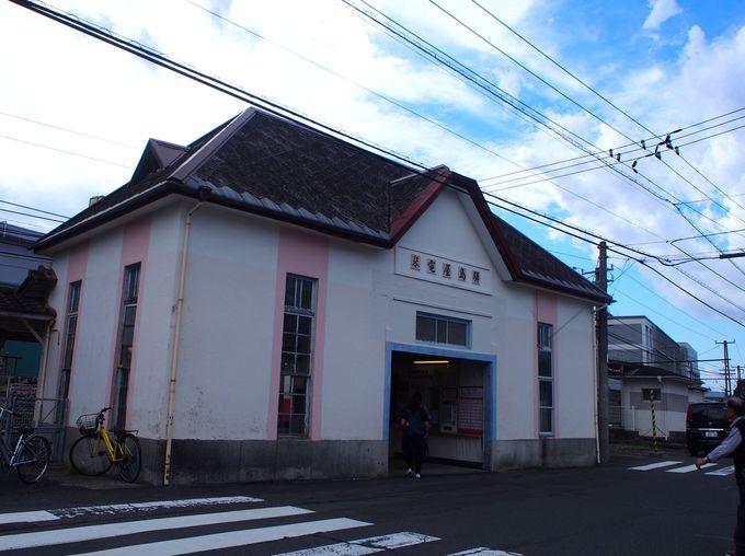 ことでん志度線で「琴電屋島駅」から屋島観光へ