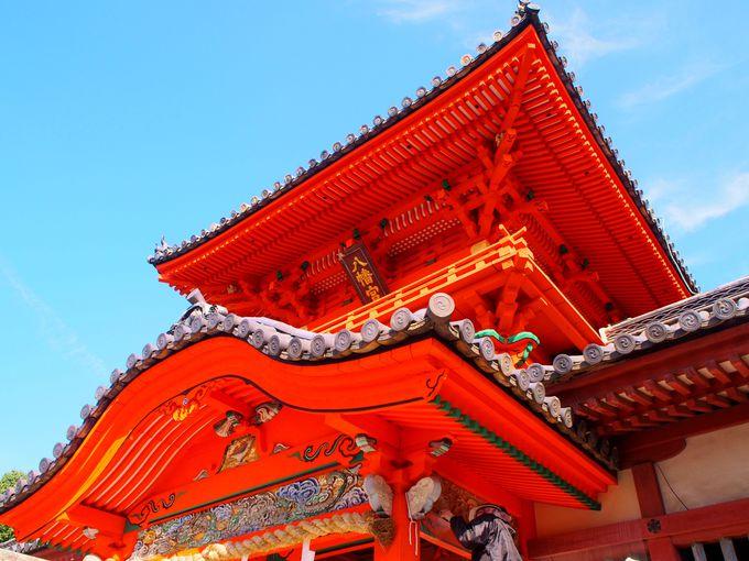 伊佐爾波神社は道後温泉のパワースポット!