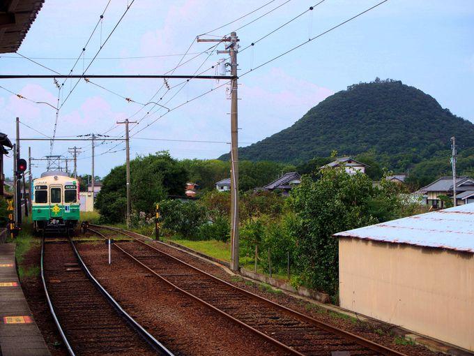 長尾寺の最寄り駅!長尾駅も実は面白い