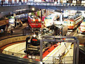 埼玉「鉄道博物館」大人の歩き方ガイド!グッズ&レストランも