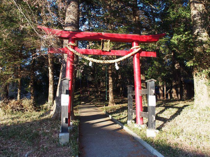 「内宿駅」から神社やお寺を訪ねて歴史散策