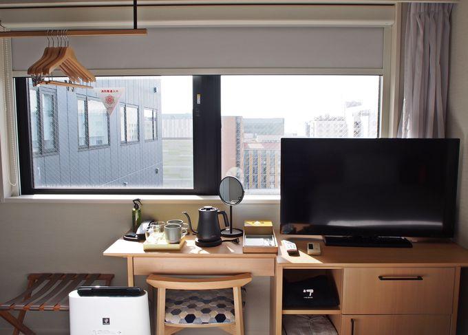 人数や予算で選べる!レフ京都八条口の客室
