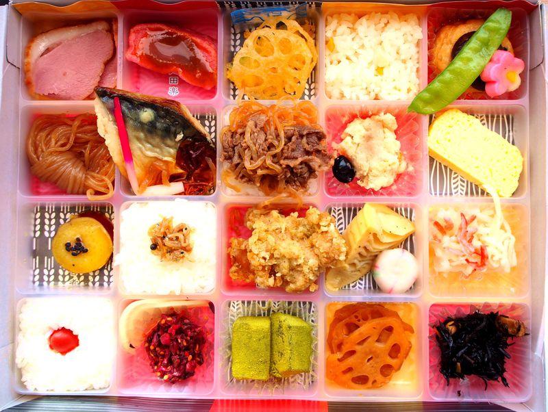 20品が並ぶ穂久彩「京都の弁当」は京都駅イチオシの映える駅弁!