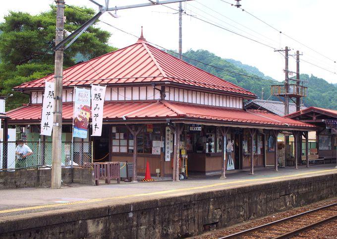 長瀞駅から天然記念物の長瀞岩畳へ