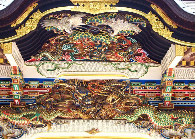 見どころ満載!宝登山神社の境内を散策