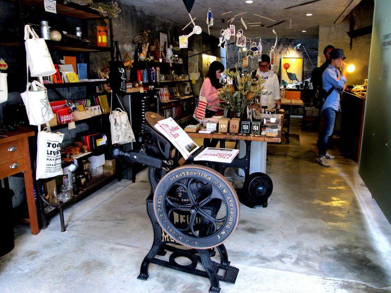文具雑貨好き必見。台北のおしゃれすぎる文房具店TOOLS to LIVEBY