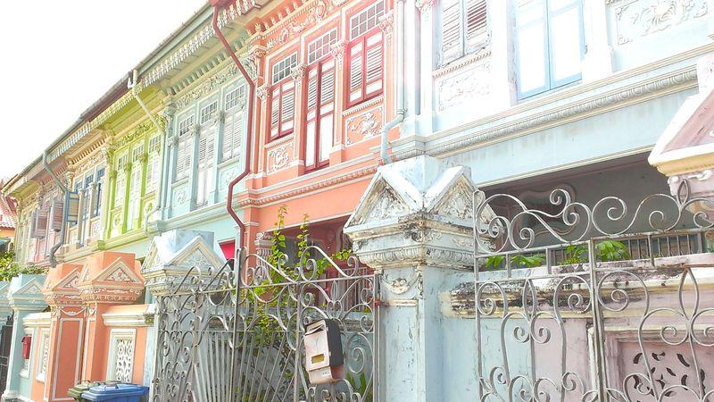 美しい街並みが魅力!シンガポール・カトンのおすすめ観光スポット4選