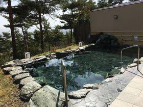 安曇野・松本平を一望!日帰り入浴できるホテル「ファインビュー室山」