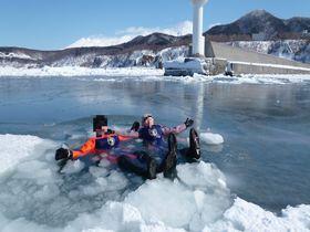 流氷を探検!北海道知床「流氷ウォーク」で感動とスリルの大冒険!