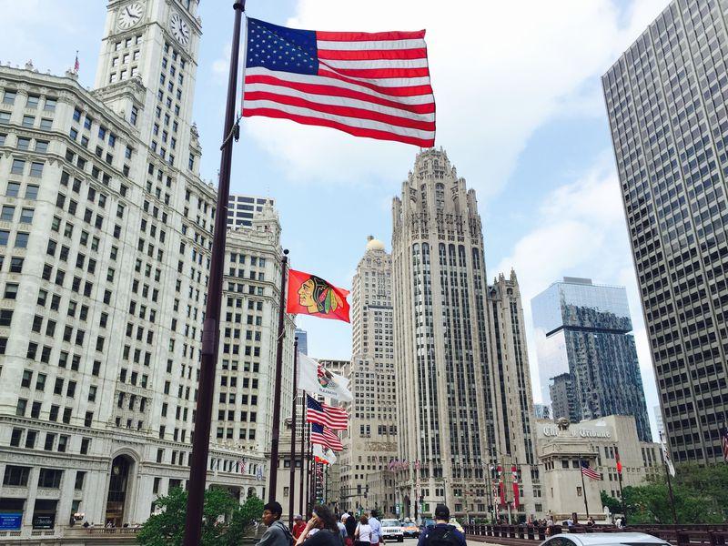 街全体が建築美術館!シカゴで荘厳な巨大建築群に酔いしれる