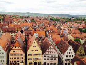 ドイツの「インスタ映えスポット」13選 カラフルで可愛い町並みが魅力