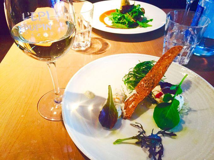 【6区】ビストロなのに繊細なフランス料理「L'Epi Dupin」