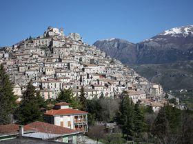 南伊カラブリア 美しすぎる絶景山岳都市、モラーノ・カラブロ