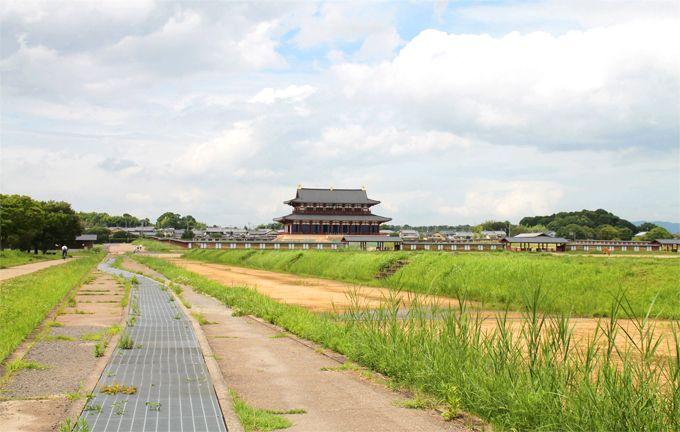 1300年前の国際都市ってどんな都市?奈良「平城宮跡資料館」