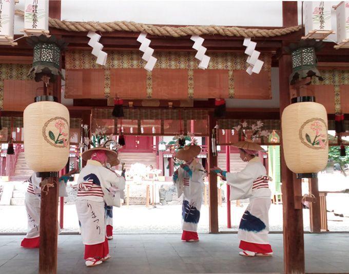 6.率川神社