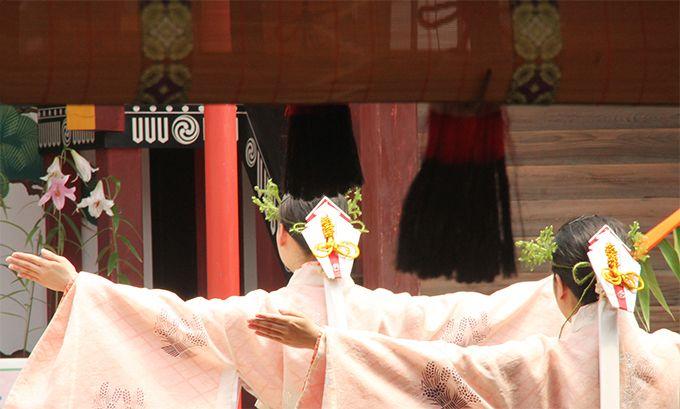 三枝祭と笹百合奉献神事のご由縁