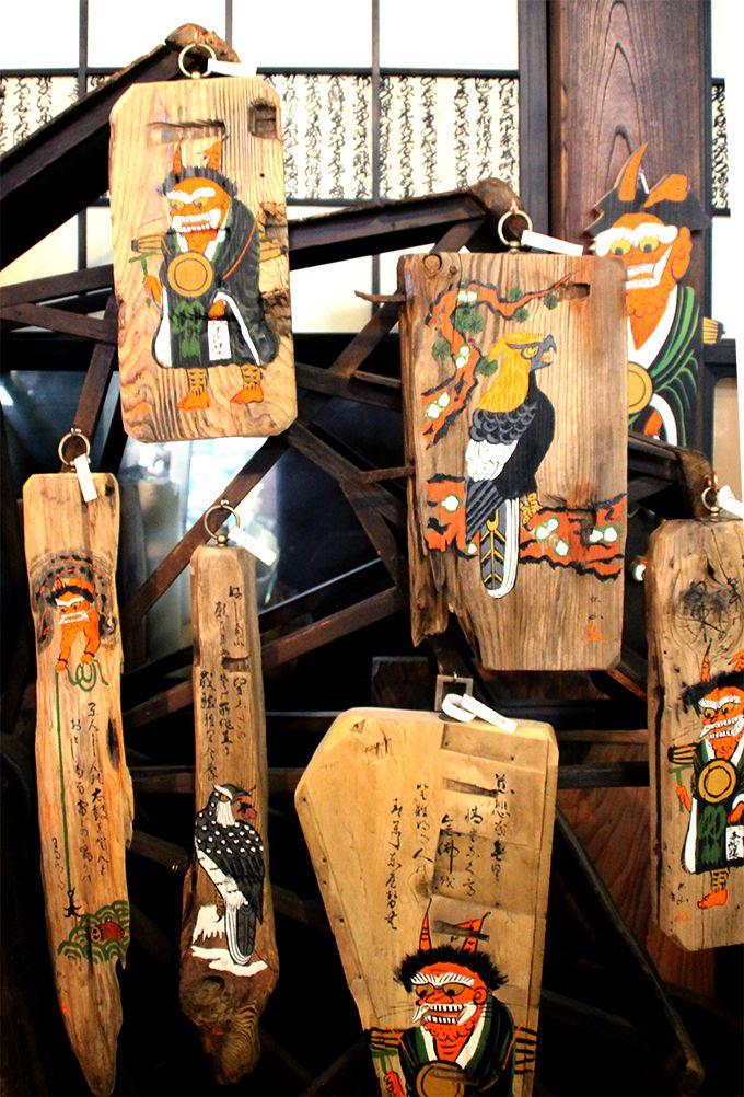 江戸時代から現代へ。旅人のお土産を選ぼう!