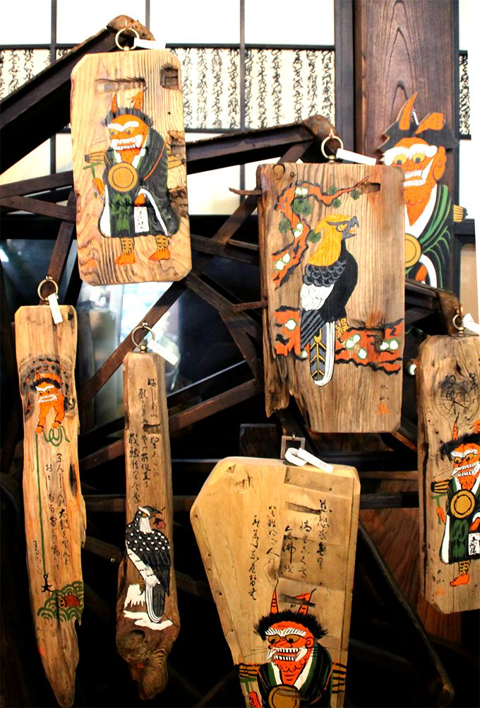 滋賀のお土産ならこれ!大津絵の魅力を伝える「大津絵の店」
