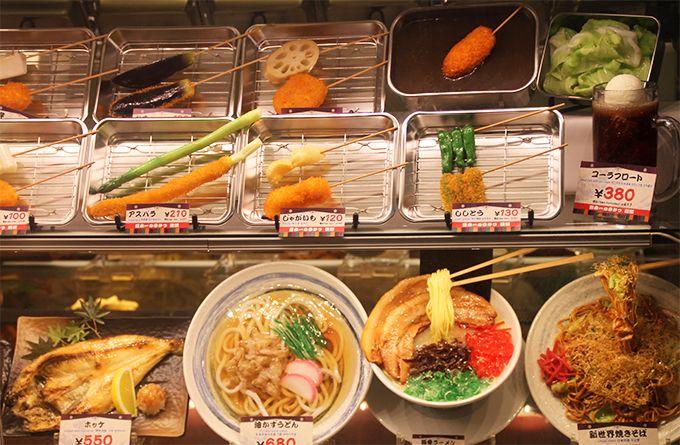 食品サンプルで売上と客席回転率アップ!