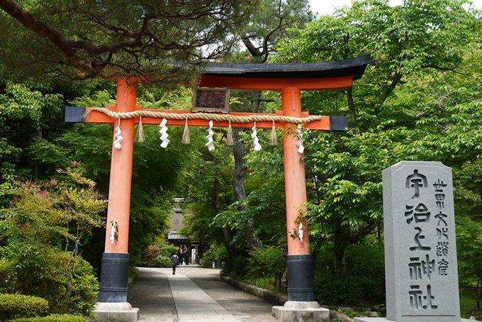 日本最古の神社建物とご祭神
