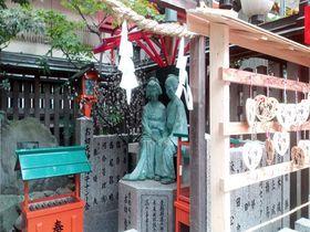 創建1300年以上!大阪梅田・曾根崎の総鎮守「露天神社」で恋愛祈願