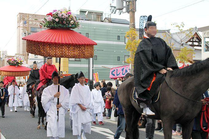 870年以上続く例大祭、春日若宮おん祭と一刀彫