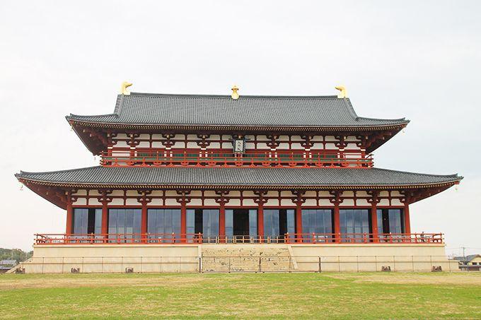 平城京と第一次大極殿