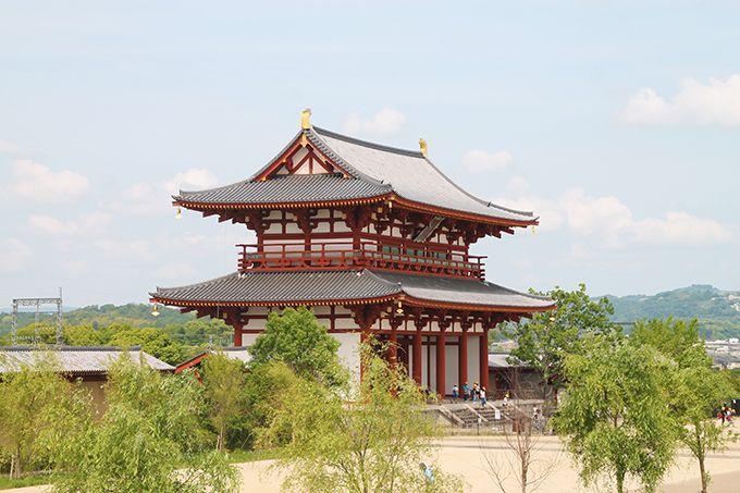 平城宮跡「朱雀門ひろば」5つの拠点施設で奈良の魅力を新発見!