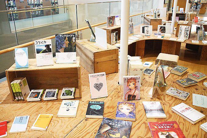 旅行者必見!奈良の歴史・文化の発信拠点「奈良県立図書情報館」