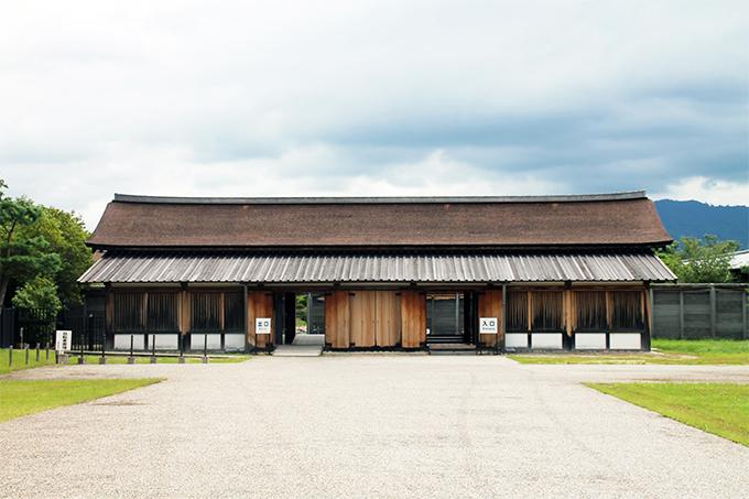 復元建物を活用したガイダンス施設