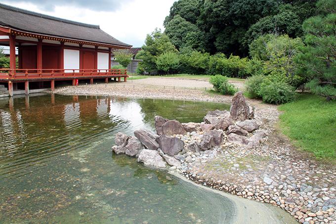 日本庭園のルーツ!後期東院庭園
