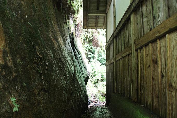 磨崖仏の十一面観音菩薩像が彫られた時代