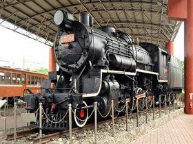 台北から100分!台湾の保存車両を展示「苗栗鉄道文物展示館」