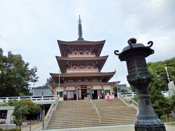 戊辰戦争から太平洋戦争まで240万人もの英霊を供養する霊廟